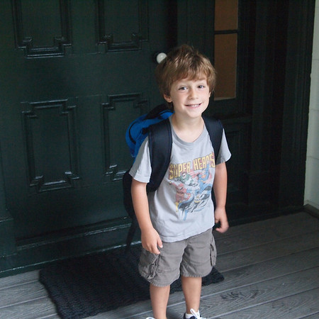 First Day school 2012